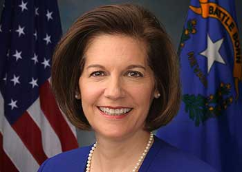 photo of Catherine Cortez Masto